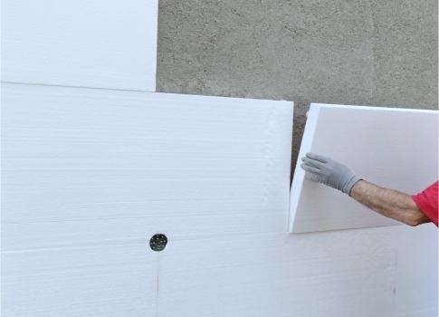 Comment isoler la maison avec du polystyr ne for Polystyrene isolation mur interieur